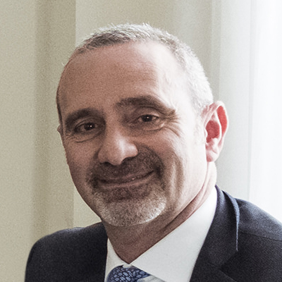 Roberto Parlangeli - Chief Customer Officer