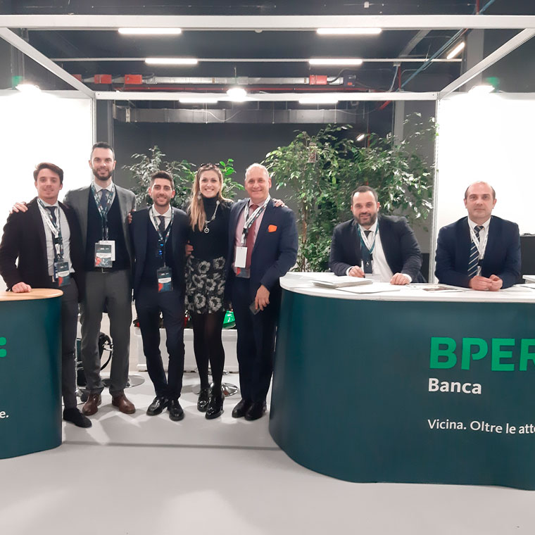 SIFÀ e BPER Banca sponsor del CNA Network National Business Day 2019