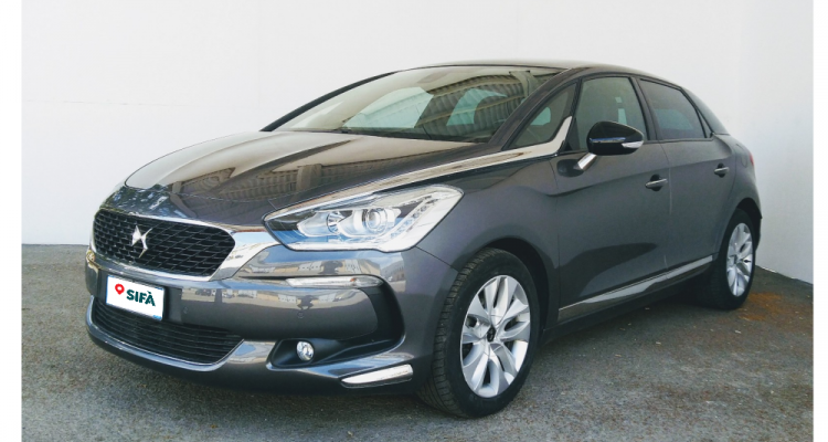 DS 5 BlueHDi 120 S&S Business