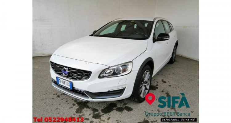VOLVO V60 D4 Geartronic Business