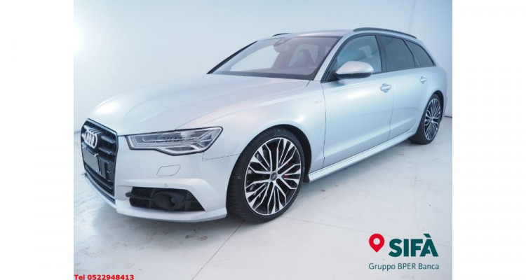 AUDI A6 Avant 3.0 TDI competition quattro tiptronic Business Plus