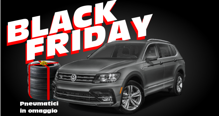 Tiguan Black Friday