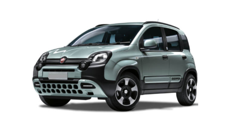 Fiat Panda 1.0 FireFly Hybrid City Cross