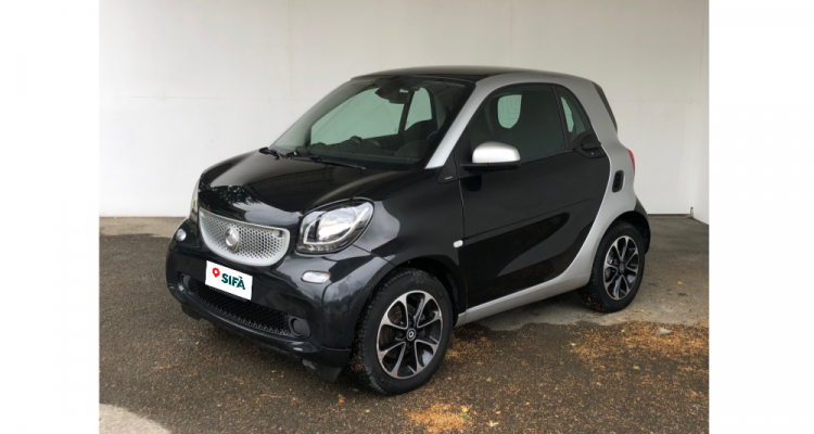 fortwo 70 1.0 twinamic Passion